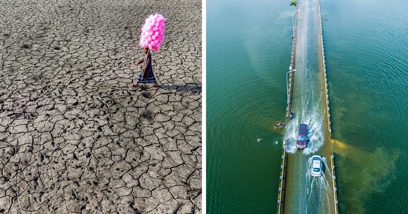 Последствия глобального изменения климата в фотографиях конкурса Agora