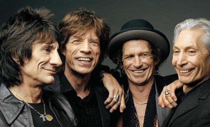 Rolling Stones прервали долгое молчание песней об опустевшем Лондоне