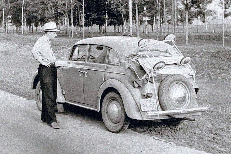 Прокат автомобилей в Советском Союзе