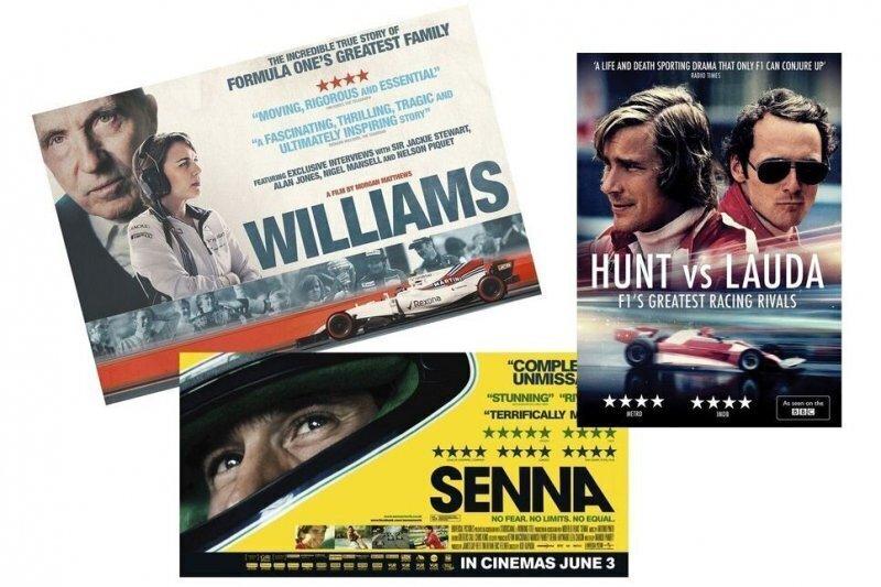 Три документальных фильма про гонки, которые интересно посмотреть