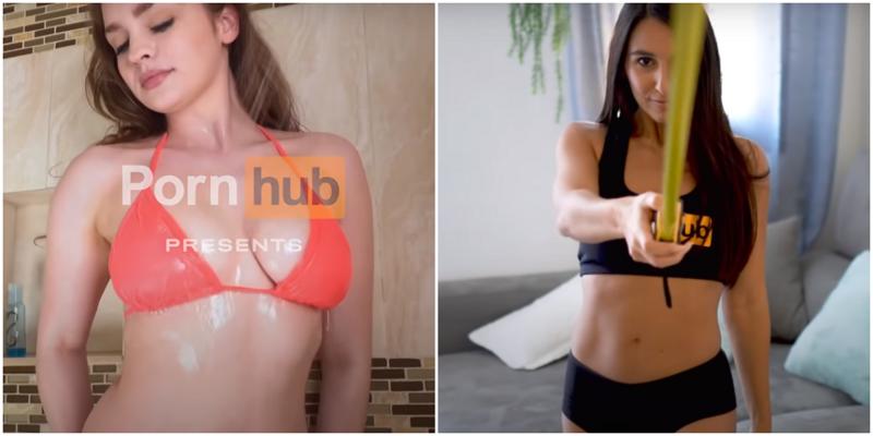 Pornhub опубликовал на YouTube «самое приличное порно»