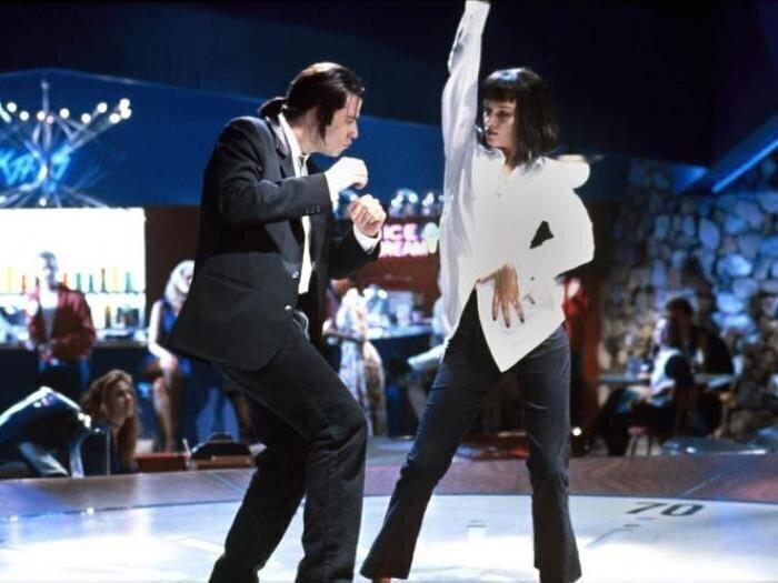 Самый горячий танец в истории кино