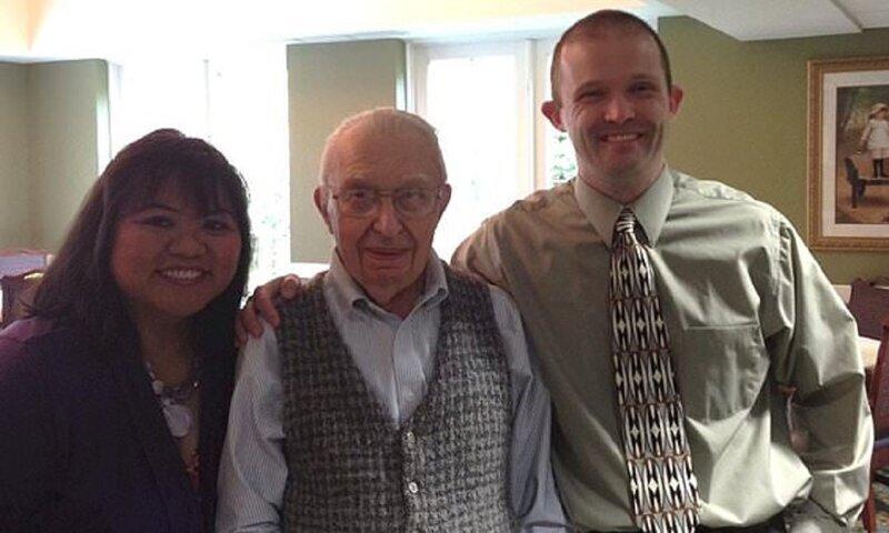 107-летний житель Миссури победил коронавирус