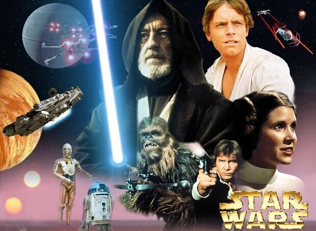 """Сегодня праздник  - День """"Звездных войн"""" (Star Wars Day)"""