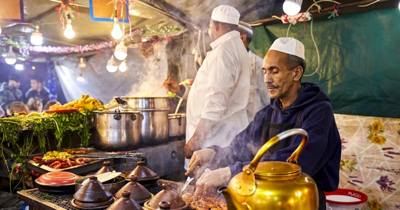Фотограф открывает дикую красоту Марокко