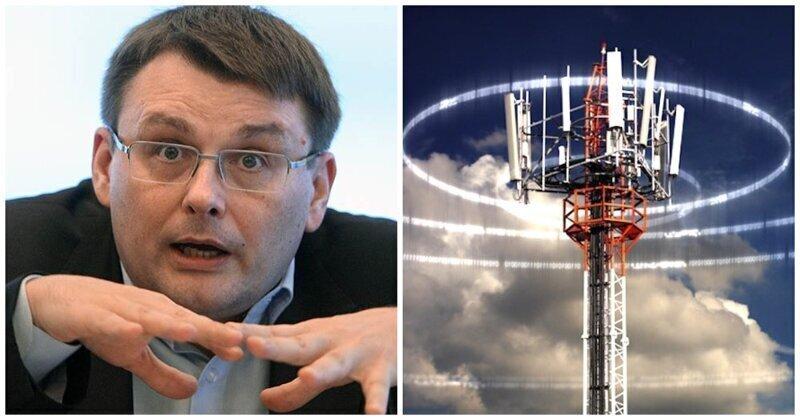Депутат Госдумы назвал вышки 5G оружием против России