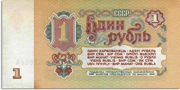 Паритет рубля