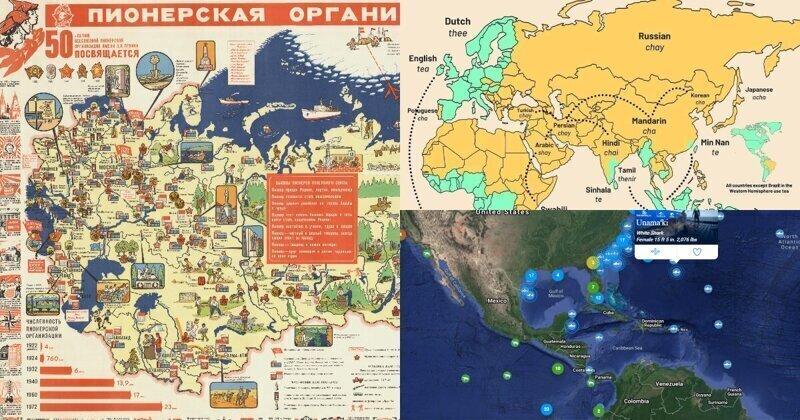 Топ-13 интересных карт, в которые можно основательно залипнуть