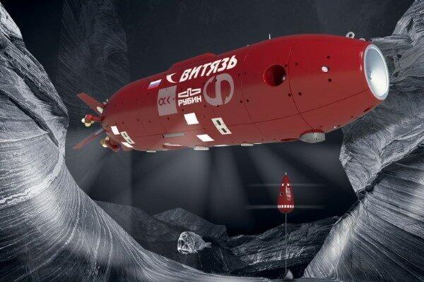 В честь Победы: глубоководный аппарат «Витязь» впервые погрузился на дно Марианской впадины