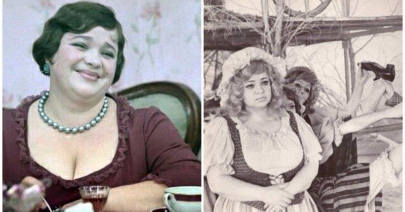 Мадам Грицацуева и другие роли Натальи Крачковской, которые дарили радость зрителям