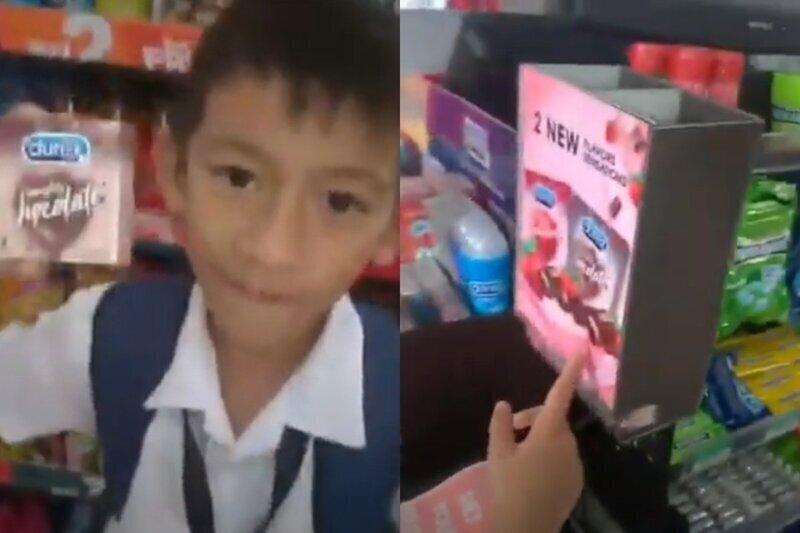 """""""Эта шоколадка для моего учителя!"""": школьник показал подарок, который выбрал для педагога"""