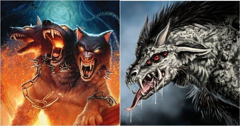 Собаки в мифологии мира