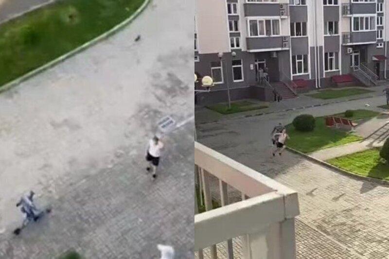 Пятеро росгвардейцев не смогли догнать беглеца из сочинского обсерватора