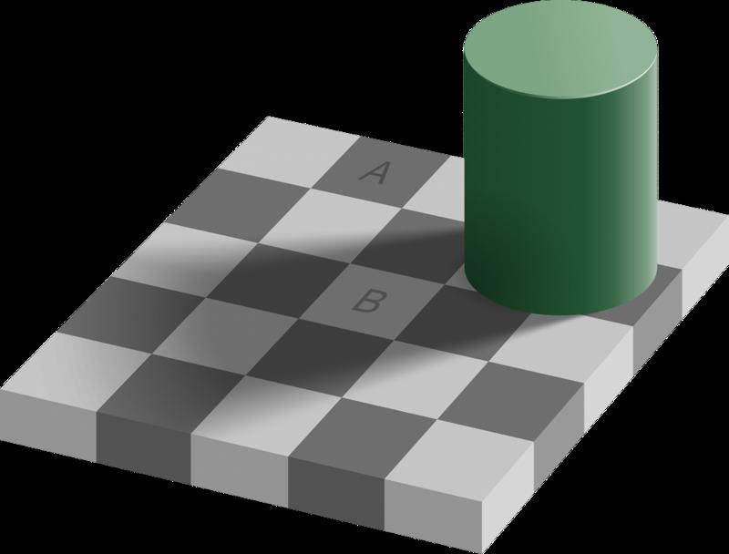 Самая удивительная иллюзия