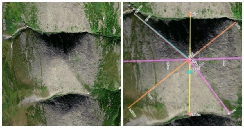 На Урале туристы обнаружили пирамиду, которая в два раза превышает размер пирамиды Хеопса