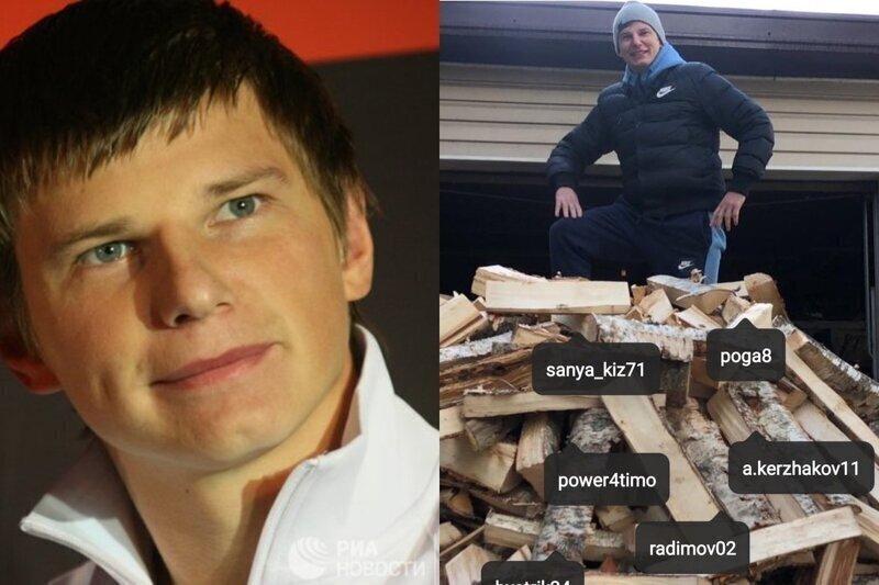 """""""Убери ноги с Дзюбы!"""": Аршавин сравнил бывших игроков """"Зенита"""" с дровами"""