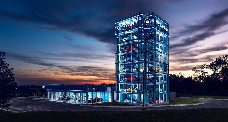 Теперь настоящий автомобиль можно купить как банку Pepsi, в обычном автомате!