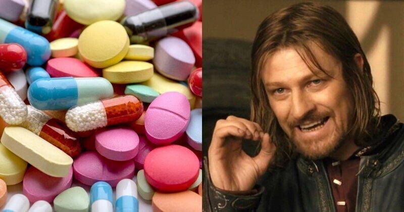 Тест: Эльф или антидепрессант?