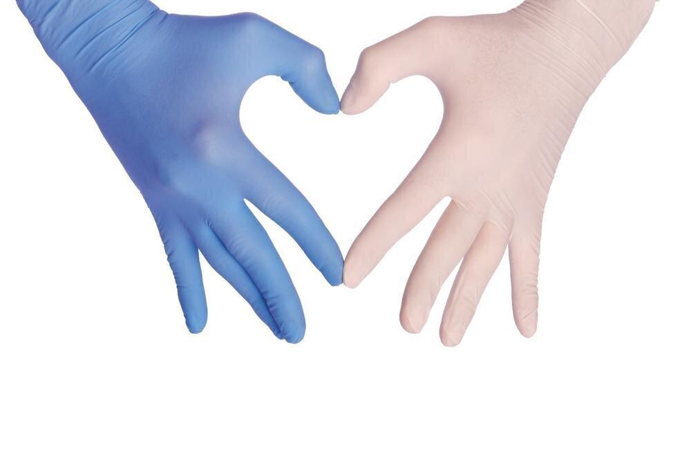 Правда ли, что ношение одноразовых перчаток не спасает от коронавируса?