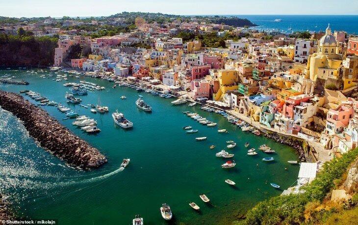 Самые захватывающие порты мира
