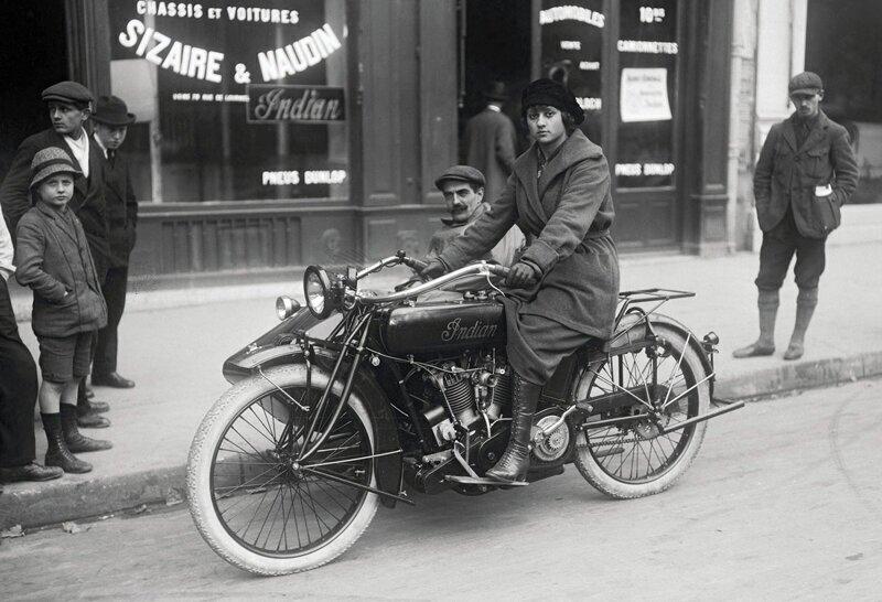 1919 год в фотографиях