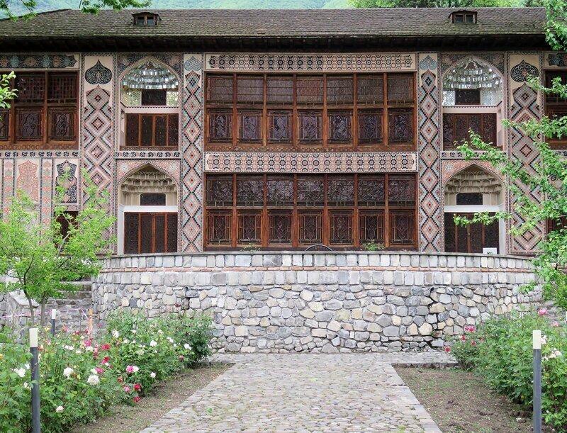 Шеки (Нуха). Часть 3: Нухинская крепость и ханские дворцы