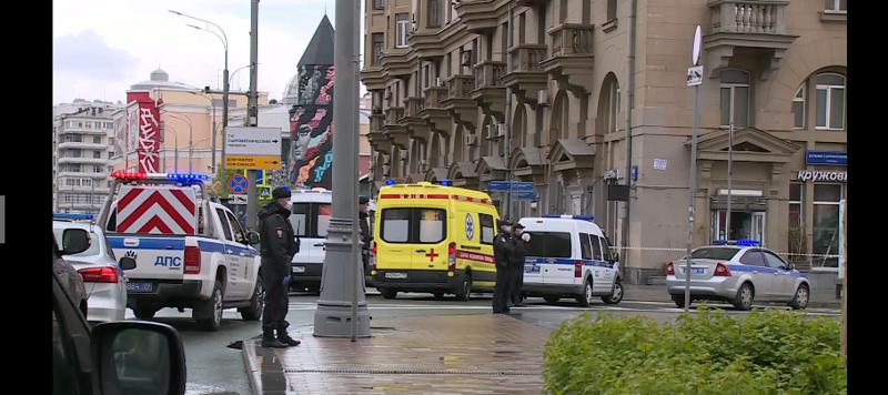 Захвативший банк в Москве задержан, заложники освобождены