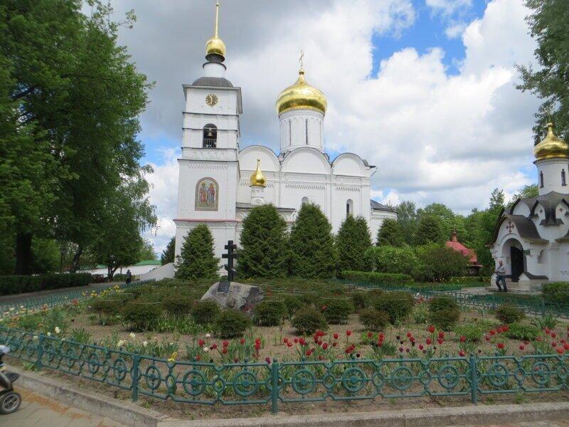 Дмитров. Борисоглебский монастырь