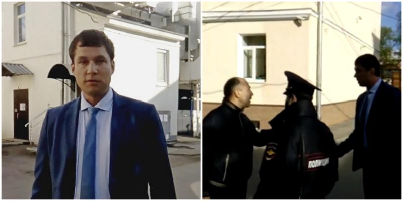«Я плевал и с*ал на тебя»: в Ярославле мужчина, похожий на приезжего чиновника, обругал соседа
