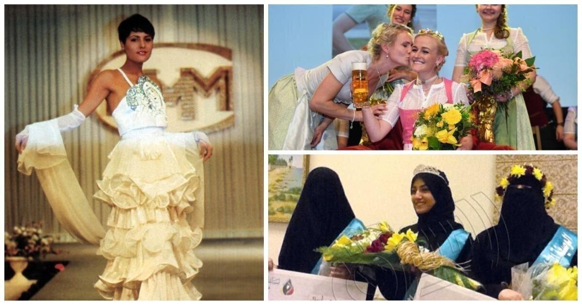 Мисс чего-то там: 15 необычных королев красоты