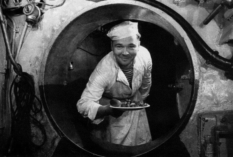 """""""Макароны по-флотски"""" при Сталине. Рецепт от Великого повара"""