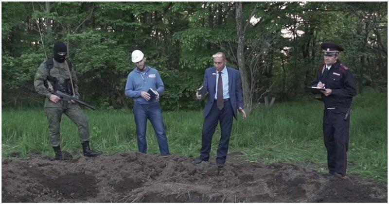 Чиновник от народа Виталий Наливкин остановил незаконную вырубку леса