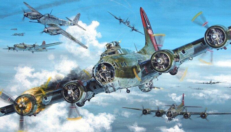 """Почему """"Мемфисская Красавица"""" стала самым знаменитым бомбардировщиком Второй Мировой Войны"""