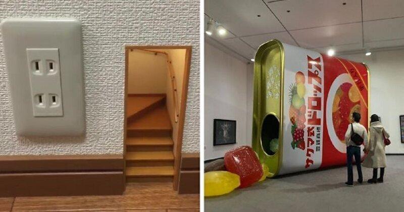 Японские дизайнеры создают мир в миниатюре