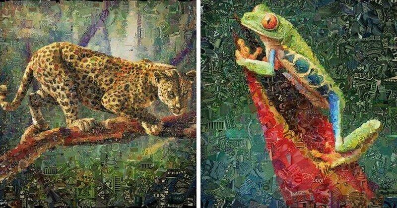 12 портретов животных из денежных джунглей
