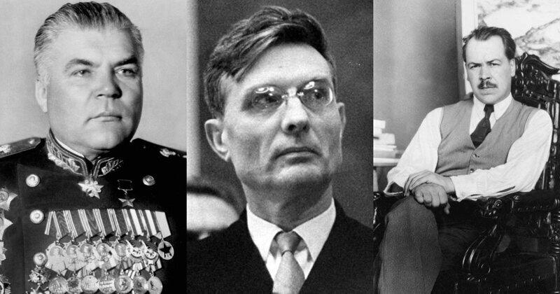 Тест: Знаете ли вы исторических личностей в лицо?