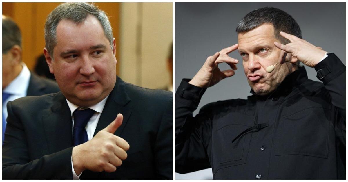 Рогозин рассказал, как шуткой про батут спас российскую космонавтику от санкций