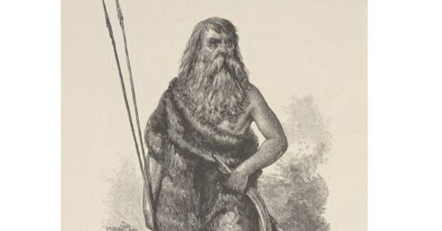 Уильям Бакли: Путешествие в каменный век