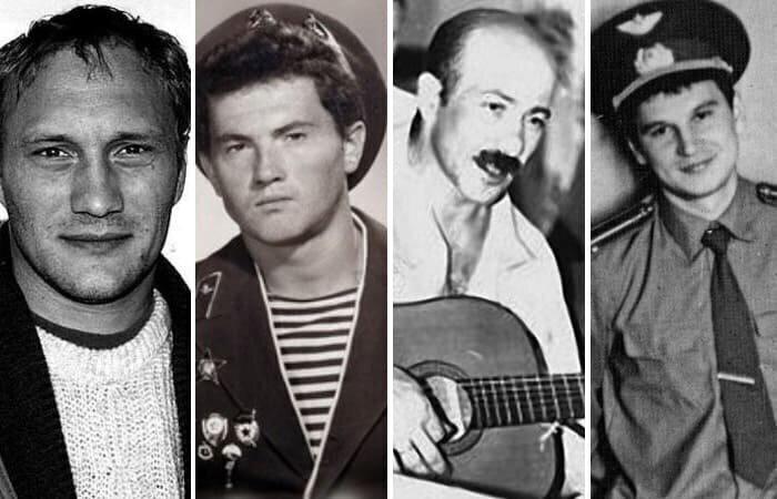 Советские артисты, воевавшие в Афганистане