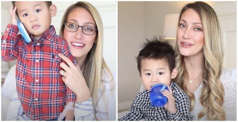 Видеоблогер два года вещала о приемном сыне-аутисте, а затем отдала его в другую семью