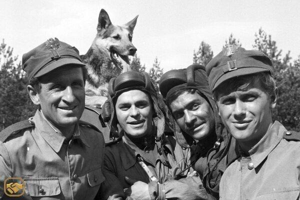 """""""Четыре танкиста и собака"""" Какова судьба сериала, героев, интересные факты"""