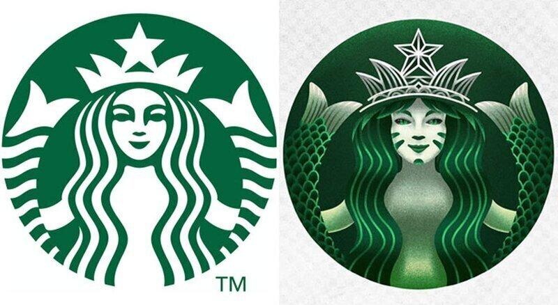 Дизайнер заскучал на карантине и начал переделывать логотипы известных брендов