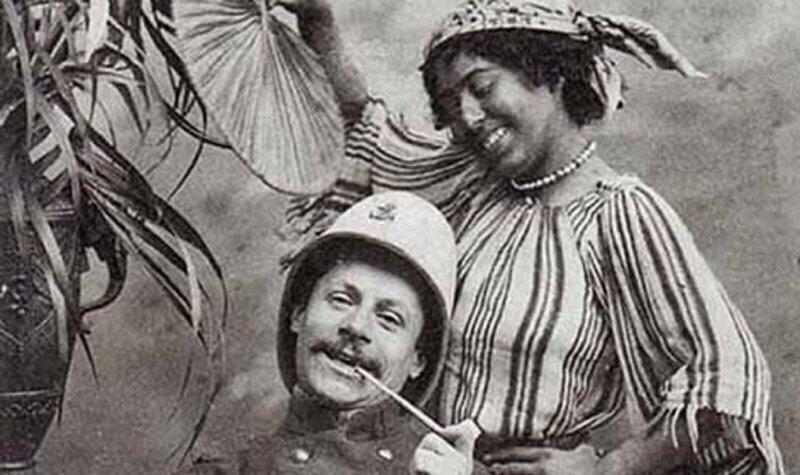 Привет из колонии! Колониальные открытки XIX - ХХ века