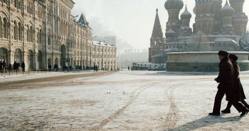 35 ностальгических фото СССР 1980-х годов