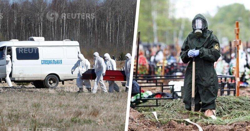 Прощание по видеосвязи и закрытые гробы: как хоронят людей, умерших от коронавируса в России
