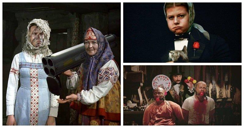 Klod Mande - гениальный фотошопер из Казани
