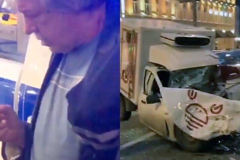 """""""Если бы я что-то помнил!"""": в Сети появилось видео пьяного Ефремова после аварии со смертельным исходом"""