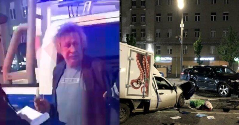 После смерти пострадавшего дело Ефремова переквалифицировали на более тяжкую часть