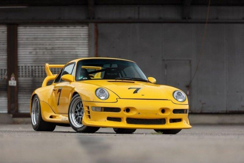 Этот Ruf CTR2 Sport 1997 года был когда-то самым мощных серийным автомобилем в мире