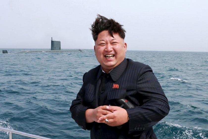 Ким Чен Ын поздравил россиян и Путина с Днём России
